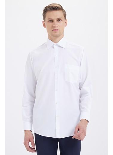 Hatemoğlu Gömlek Beyaz